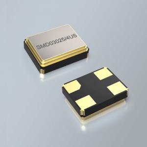 SMD quartz suitable for ultrasonic