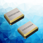 TRENDS FOR CLOCKING COMPONENTS: SMALLER AND WITH MORE FREQUENCY STABILITY